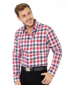 66b3ec94b89 Camisa Cuadro Chico - Camisas en Mercado Libre México