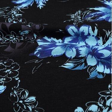 b01847d5fe74e camisa floral masculina - social casual manga longa · camisa casual manga  longa