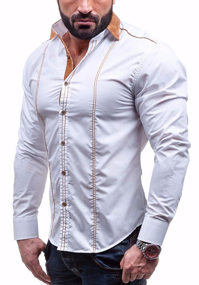 8e15bfe251 Camisa Casual Masculina