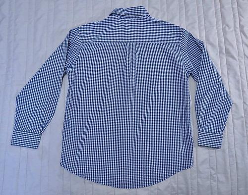 camisa casual niño