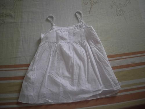 camisa casual para niña talla 4
