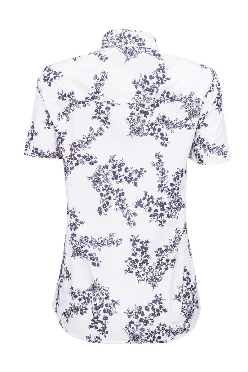 37bff4599 camisa caveira feminina sck. Carregando zoom.