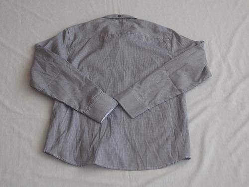 camisa caviar dremes talla large #0100323/6