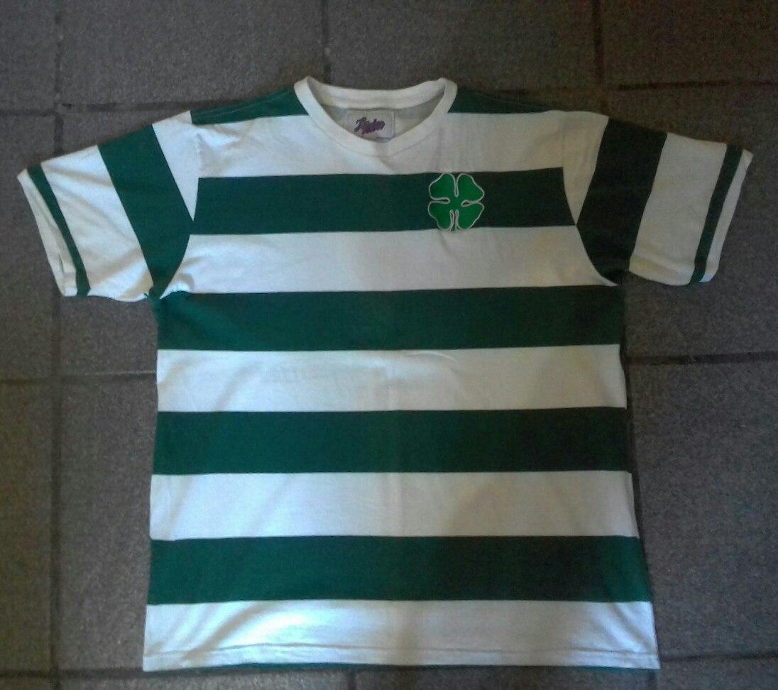 416fe057c9 camisa celtic escócia liga retrô ucl 1966-67. Carregando zoom.