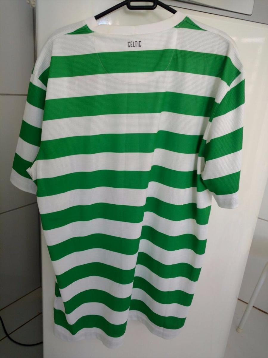 aaf43c229 camisa celtic escócia nike nova na etiqueta raridade. Carregando zoom.