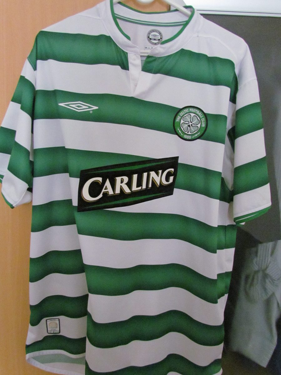 camisa celtic juninho paulista - importada e rara. Carregando zoom. 91a92330a054c