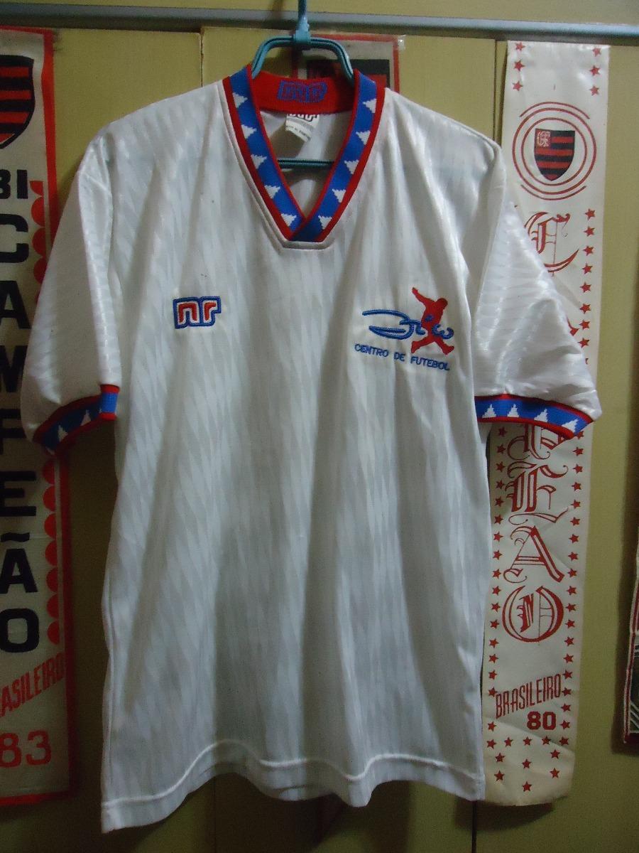 camisa centro de futebol zico. Carregando zoom. 2b295f9cbc8b5