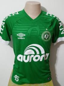 a026b19fd Uniforme Chapecoense Times Brasileiros - Camisas de Futebol no Mercado  Livre Brasil