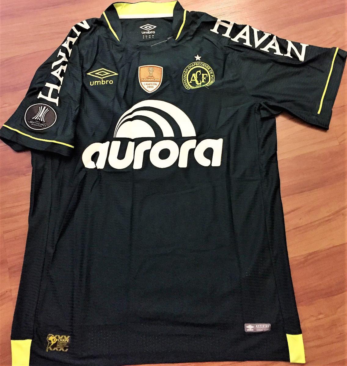 709a574e13 camisa chapecoense copa libertadores 2017 completa. Carregando zoom.
