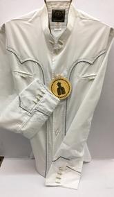 53fff56803 Camisa Charra pachuqueña Bien Cuadrito Espuela De Oro