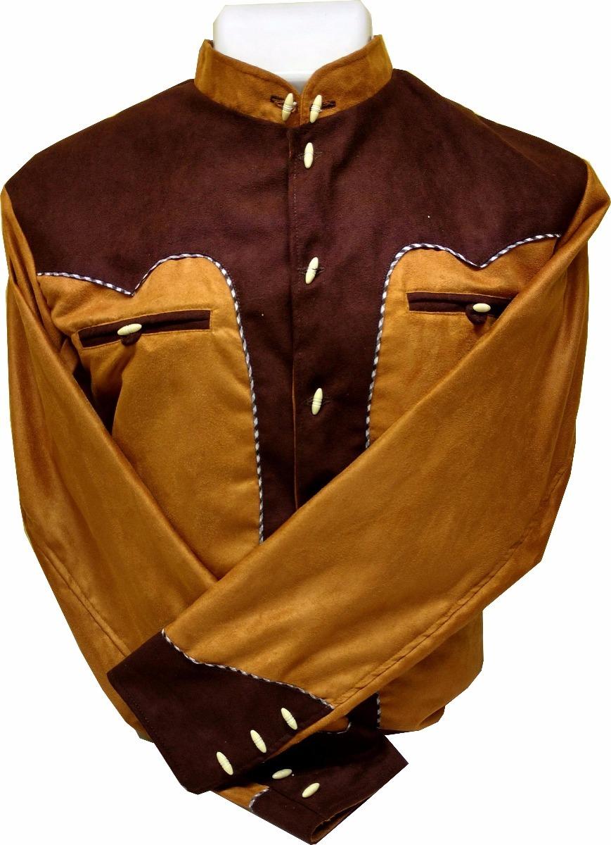 5b79453c7a Camisa Charra pachuqueña Corte Fino Sastre -   750.00 en Mercado Libre