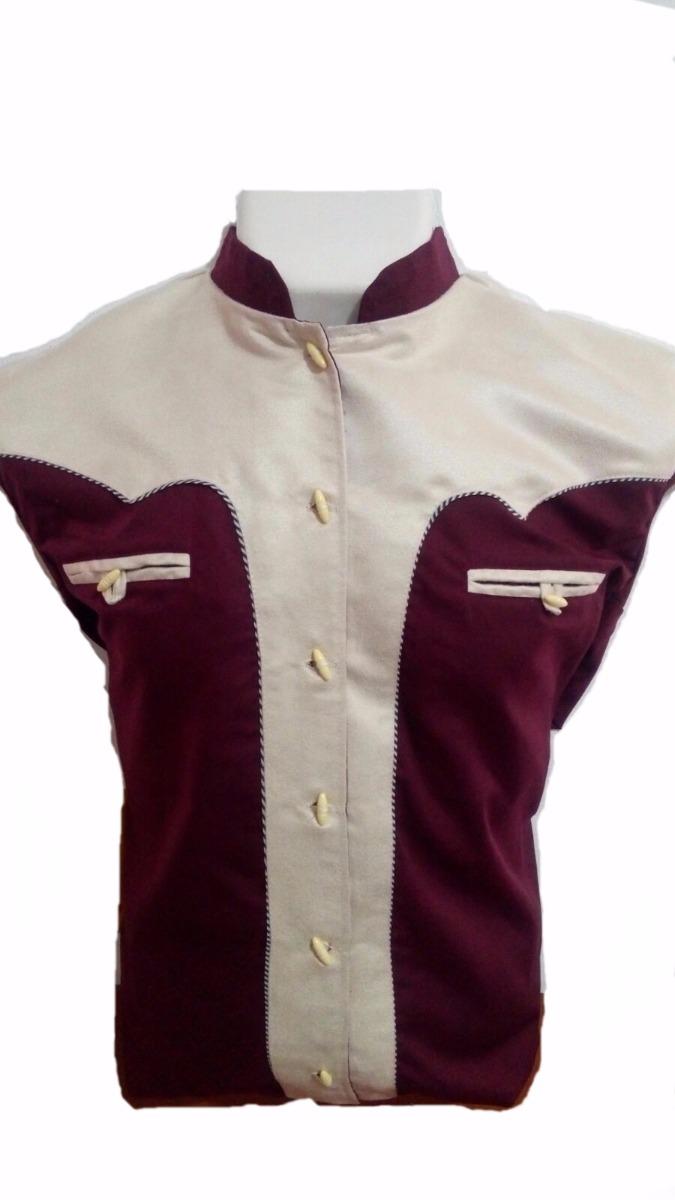 d028de5646 Camisa Charra pachuqueña Corte Fino Sastre -   595.00 en Mercado Libre