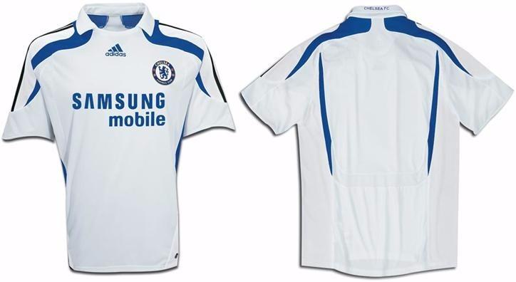 Camisa Chelsea 2007-2008 954794d1c6ed2