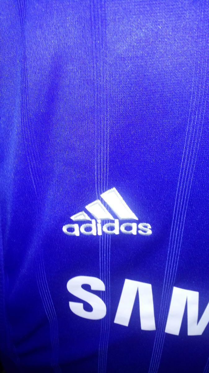 f1a9903bb3a7a camisa chelsea 2013 2014  11 drogba adidas. Carregando zoom.