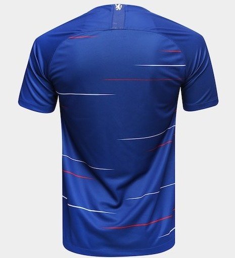 b8bf732a40 Camisa Chelsea 2018-2019 Frente Grátis - R  179