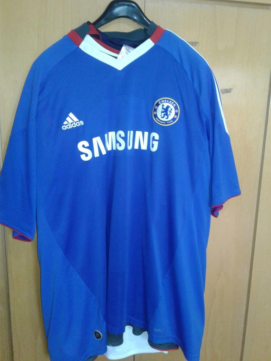 camisa chelsea 3gg futebol ingles adidas original. Carregando zoom. 7e4d2b7a188eb
