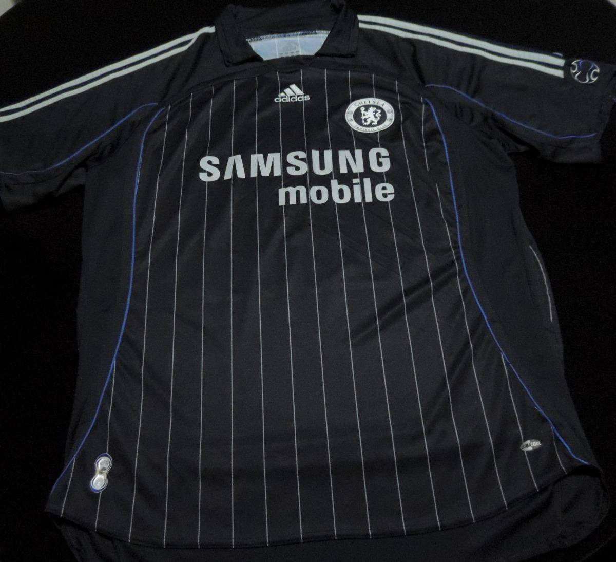 Camisa Chelsea 3rd 2006  7 Shevchenko Tam. Gg - R  329 878290fedc2fa