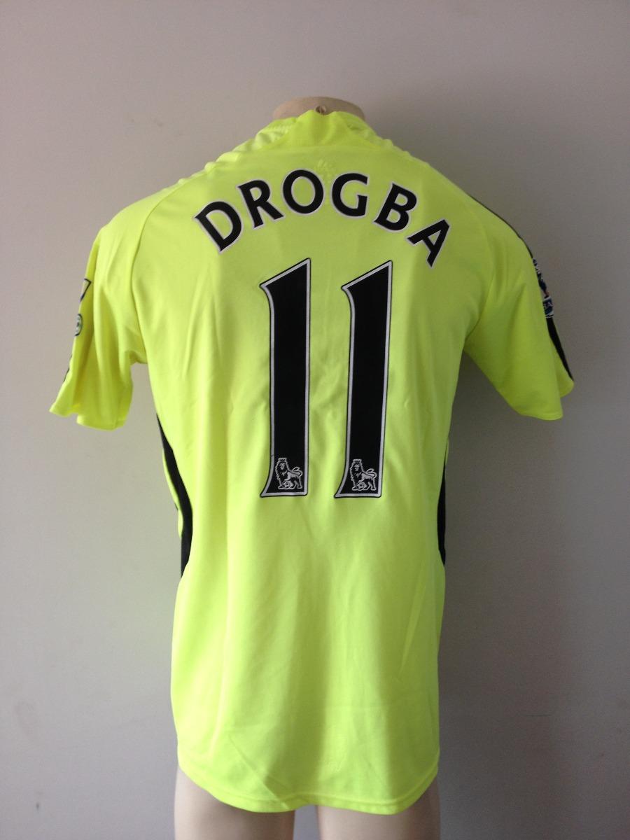 camisa chelsea adidas  11 drogba - nova etiqueta raridade. Carregando zoom. 175fcae5d59ab