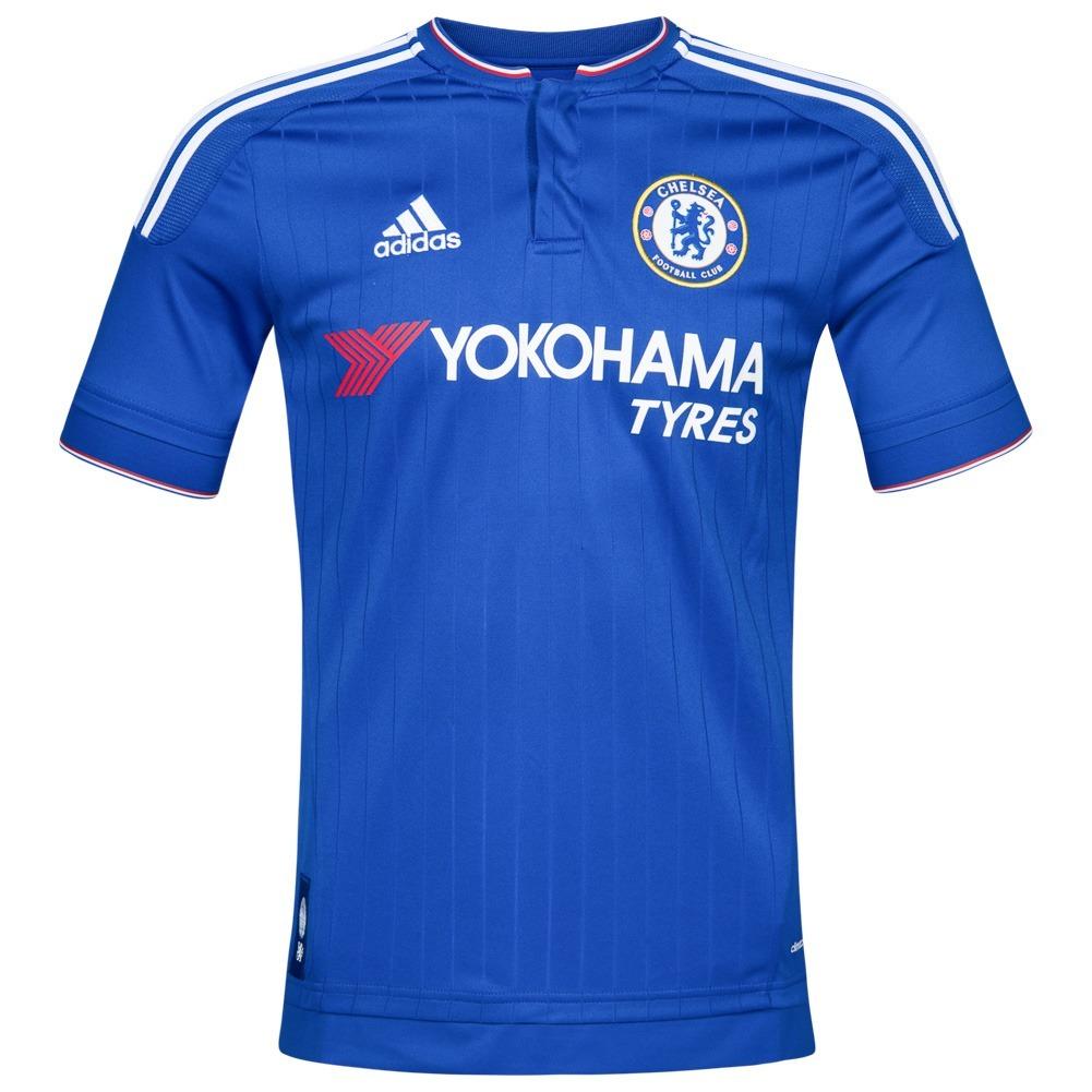 camisa chelsea adidas infantil s11681 futebol original. Carregando zoom. 66e7bc5282948
