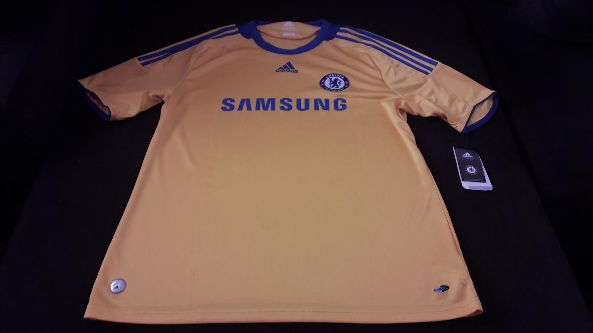 e65cee1eb1503 camisa chelsea amarela nova com etiqueta tamanho xl. Carregando zoom.