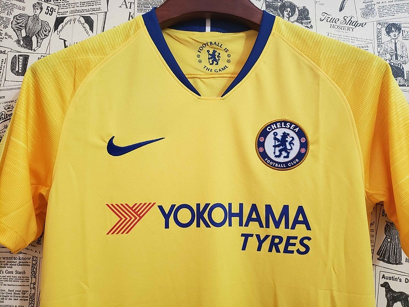 Camisa Chelsea Away 18 19 S n° Torcedor Nike Masculina - R  119 bc11e884117ad