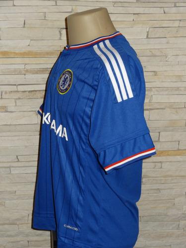 camisa chelsea azul 2015