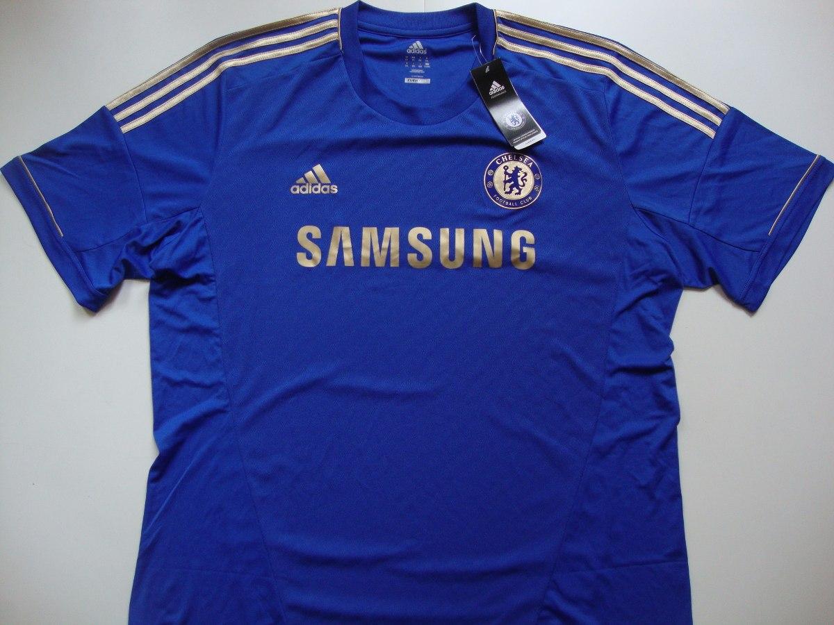 b9b1856373a67 camisa chelsea campeão champions league original adidas. Carregando zoom.