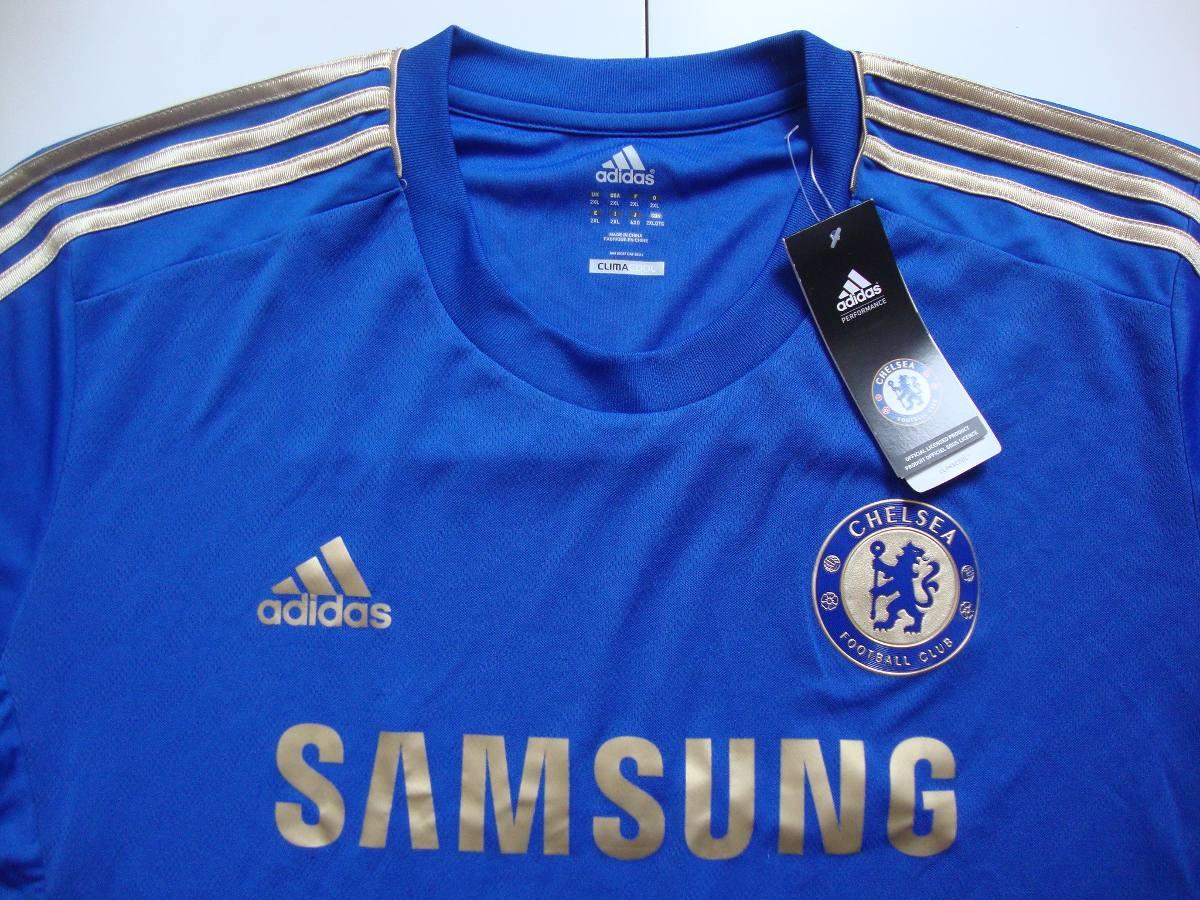 e7b313deabca8 camisa chelsea campeão champions league original adidas. Carregando zoom.