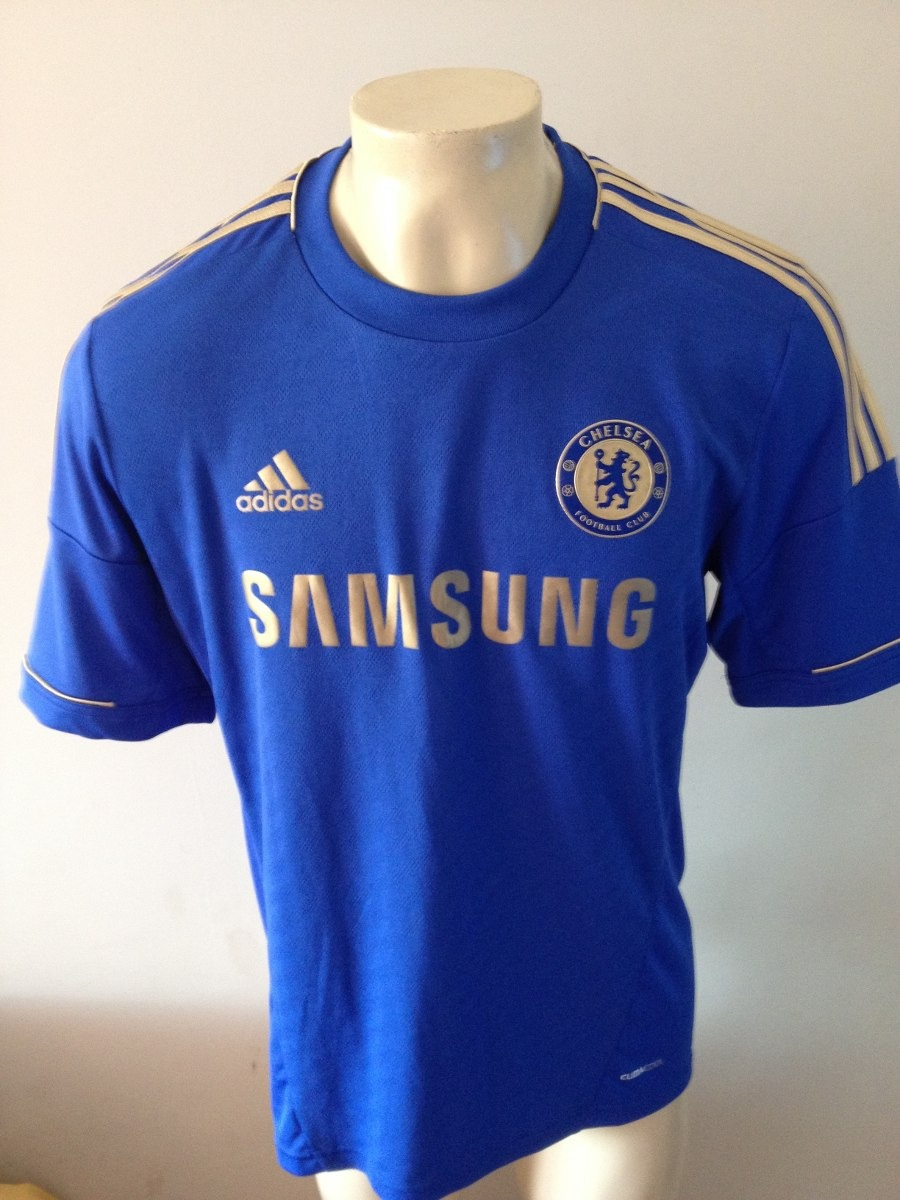 camisa chelsea campeão europa league 2013 adidas - nova eti. Carregando zoom . c22e1ad899de2