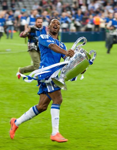 camisa chelsea final champions league 2012 drogba 11