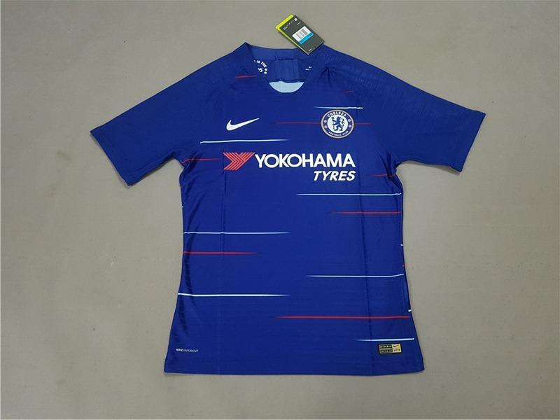 Camisa Chelsea Home - 18 19 - Oficial - R  130 c82b8ce23684e