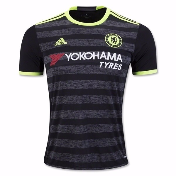44877a307a80d Camisa Chelsea Preta 16 17 Original - Sports Mc - R  120