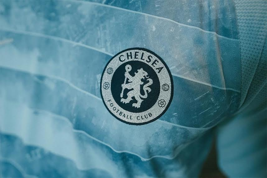 67b31702ce camisa chelsea third azul claro 2018-19 ( pronta entrega ). Carregando zoom.