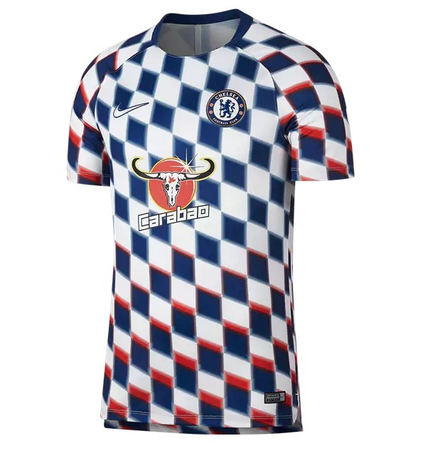 Camisa Chelsea Treino Queima De Estoque ( Pronta Entrega ) - R  139 ... 85bc72cdc52a1