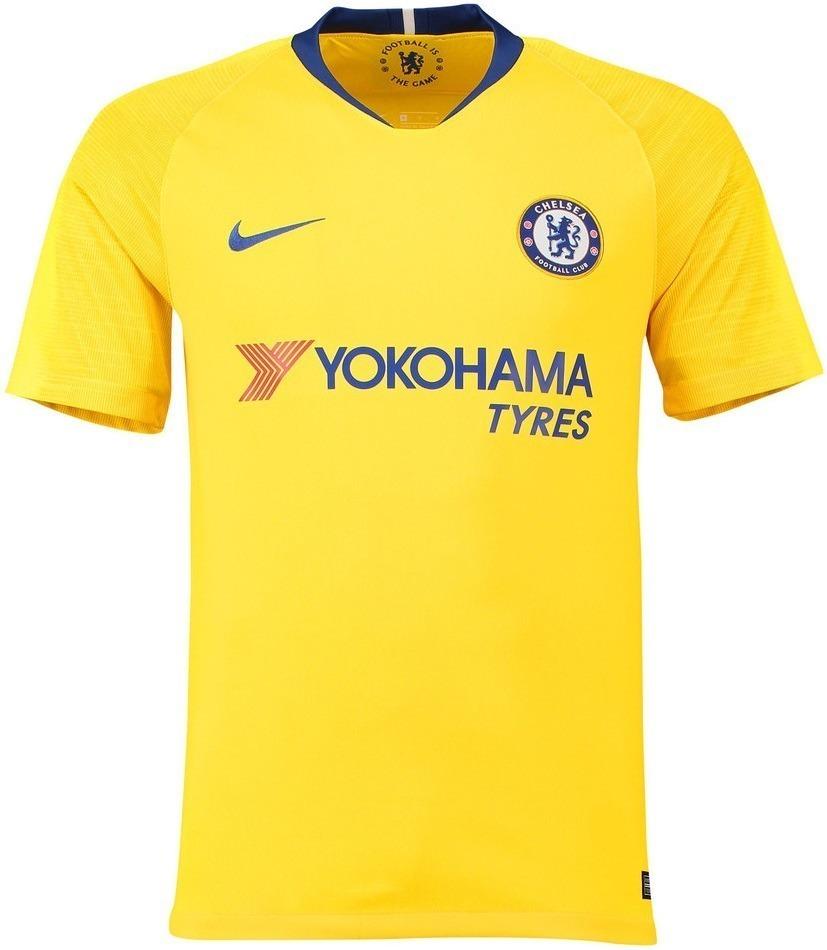 e5de70527f camisa chelsea uniforme 2 2018 2019 frete grátis. Carregando zoom.