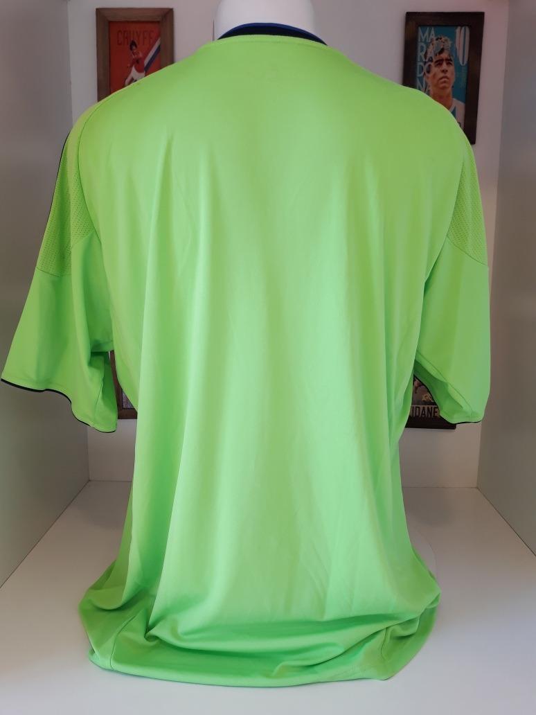 camisa chelsea verde limao. Carregando zoom. 33cffc14c3da1