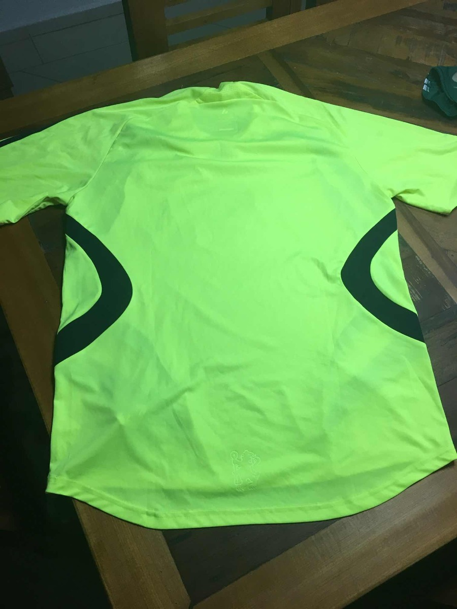 camisa chelsea verde limão 2008. Carregando zoom. 5bafe519c1aae