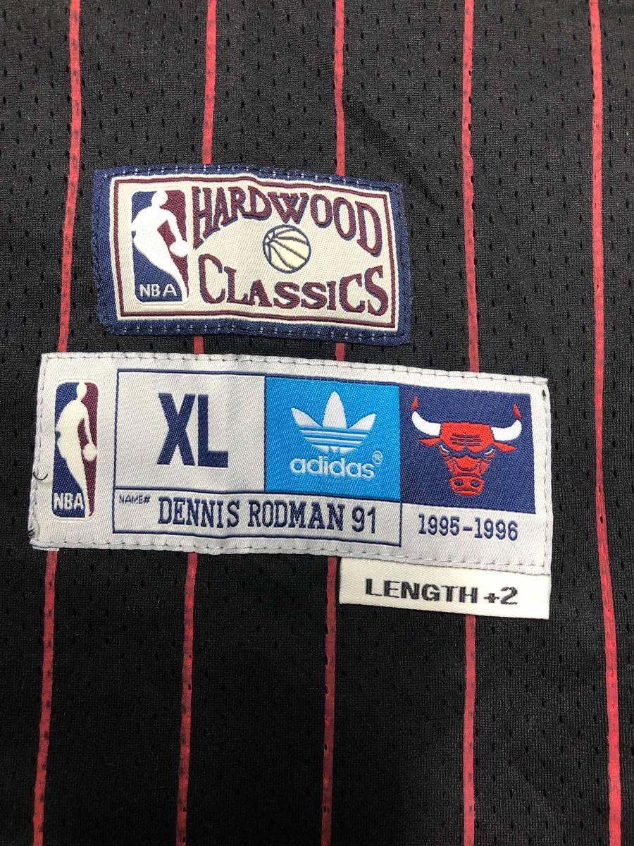 camisa chicago bulls dennis rodman. Carregando zoom. 9272e476151