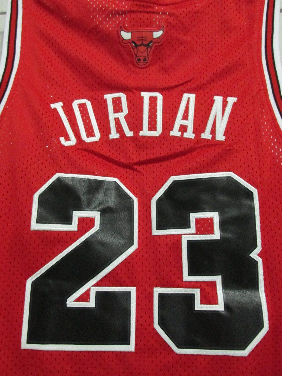 8a9fe99d00297 Camisa Chicago Bulls M Jordan 23 Selfiesport - R  179