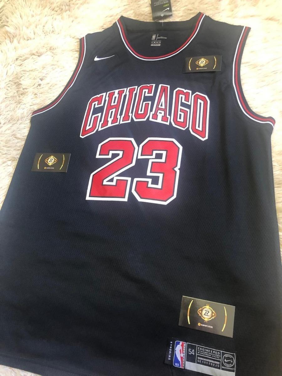 camisa chicago bulls regata de basquete 2018 jordan. Carregando zoom. ab60aef279e1e