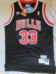 ef2810f627 Camisa Chicago Bulls Rodman N°91 (camisa) no Mercado Livre Brasil