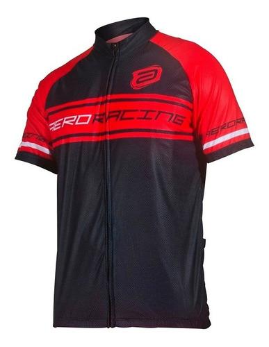 camisa ciclismo asw fun discovery preto verm mtb bike speed