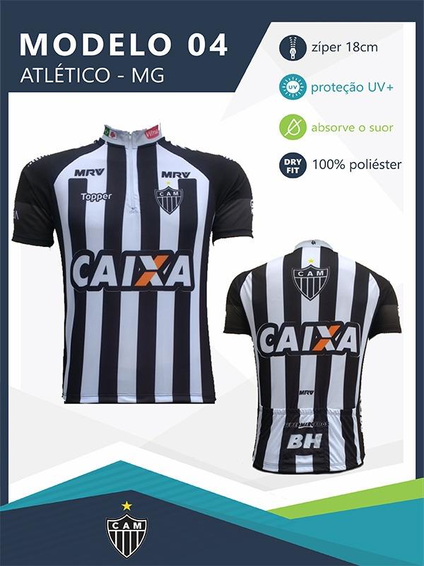 ebce9bec75 Camisa Ciclismo De Futebol Mtb Wear - 2 Camisas A Escolher - R  98 ...