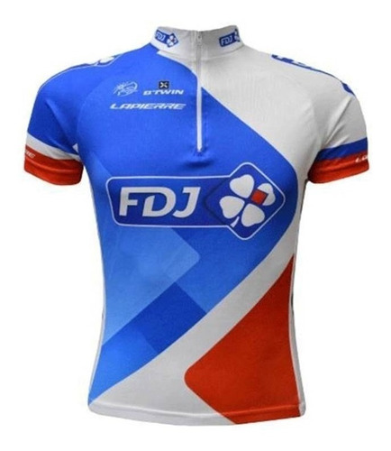 camisa ciclismo ert fdj branca consulte tamanho mtb speed