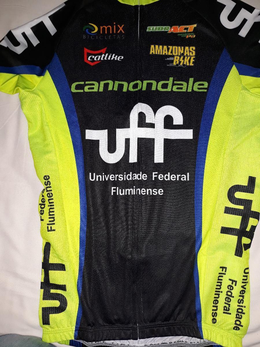 Camisa Ciclismo Ert Uff Cannondale P - R  72 4c65741edd4ac