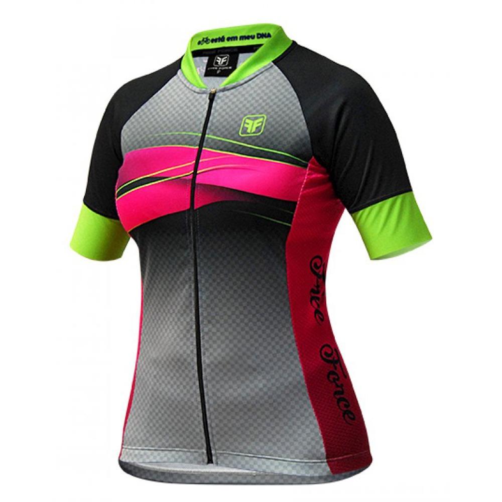 camisa ciclismo feminina bike free force swell mtb speed. Carregando zoom. d174bbe552416