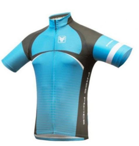 camisa ciclismo free force range