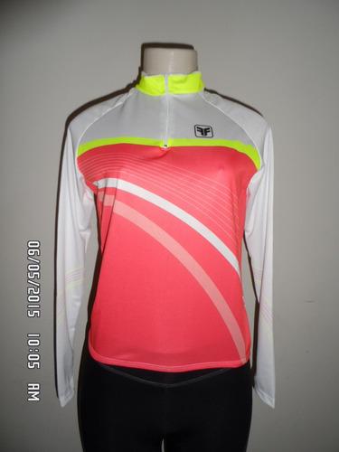 camisa ciclismo freeforce