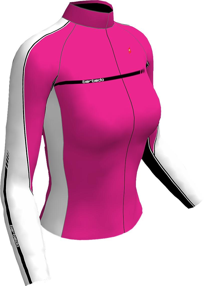camisa ciclismo inverno feminina bike manga longa mtb pink. Carregando zoom. 66ffe22127d2f