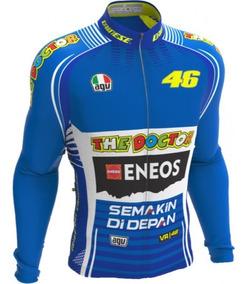 c96141cce3 Camisa Ciclismo Valentino Rossi - Camisas com Ofertas Incríveis no Mercado  Livre Brasil